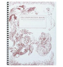 Decomposition Books Mermaids Coilbound