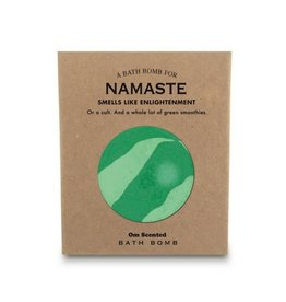 Whiskey River Soap Namaste Bath Bomb