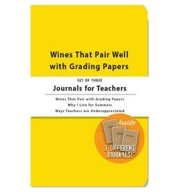 Whiskey River Soap Journal for Teachers