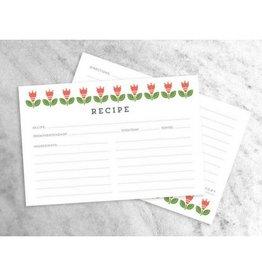 Favorite Story Tulip Recipe Cards