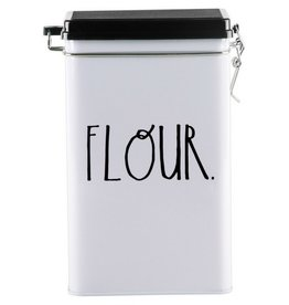 Home Essentials Flour Tin