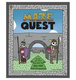 Hachette Book Group Maze Quest