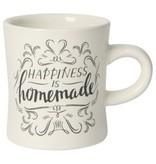 Now Designs Homemade Happiness Mug