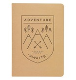 Now Designs Adventure Awaits Notebooks