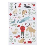Now Designs True North Tea Towel
