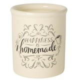 Now Designs Homemade Happiness Utensil Crock