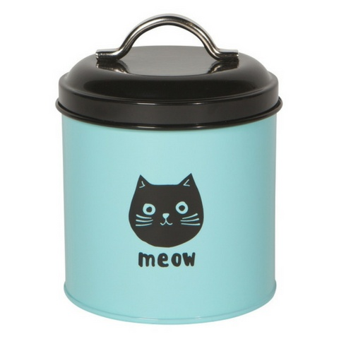 Now Designs Cats Meow Treat Tin