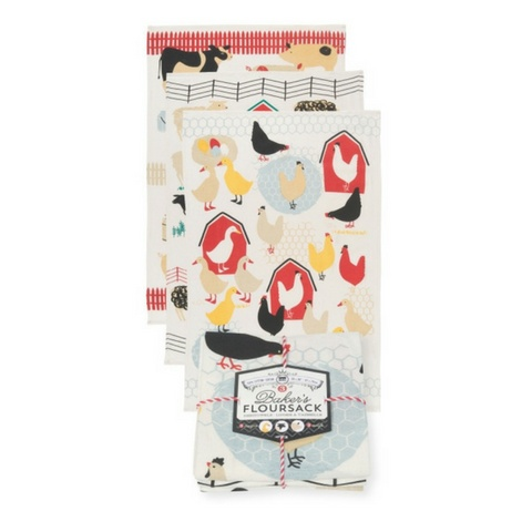 Now Designs Farm to Table Tea Towels