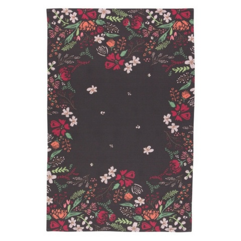 Now Designs Night Bloom Tea Towel
