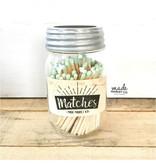 Made Market Matches - Mint