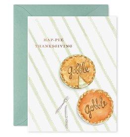 E. Frances Thanksgiving Pie
