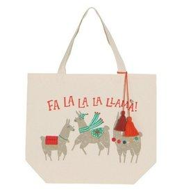 Now Designs FaLaLa Llama Tote