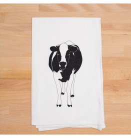 Counter Couture Dairy Cow Tea Towel