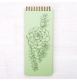 Counter Couture Succulent Notebook