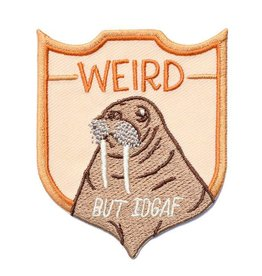 Frog and Toad Walrus Patch