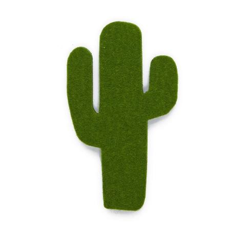 Graf Lantz Cactus Magnet, Dk Green