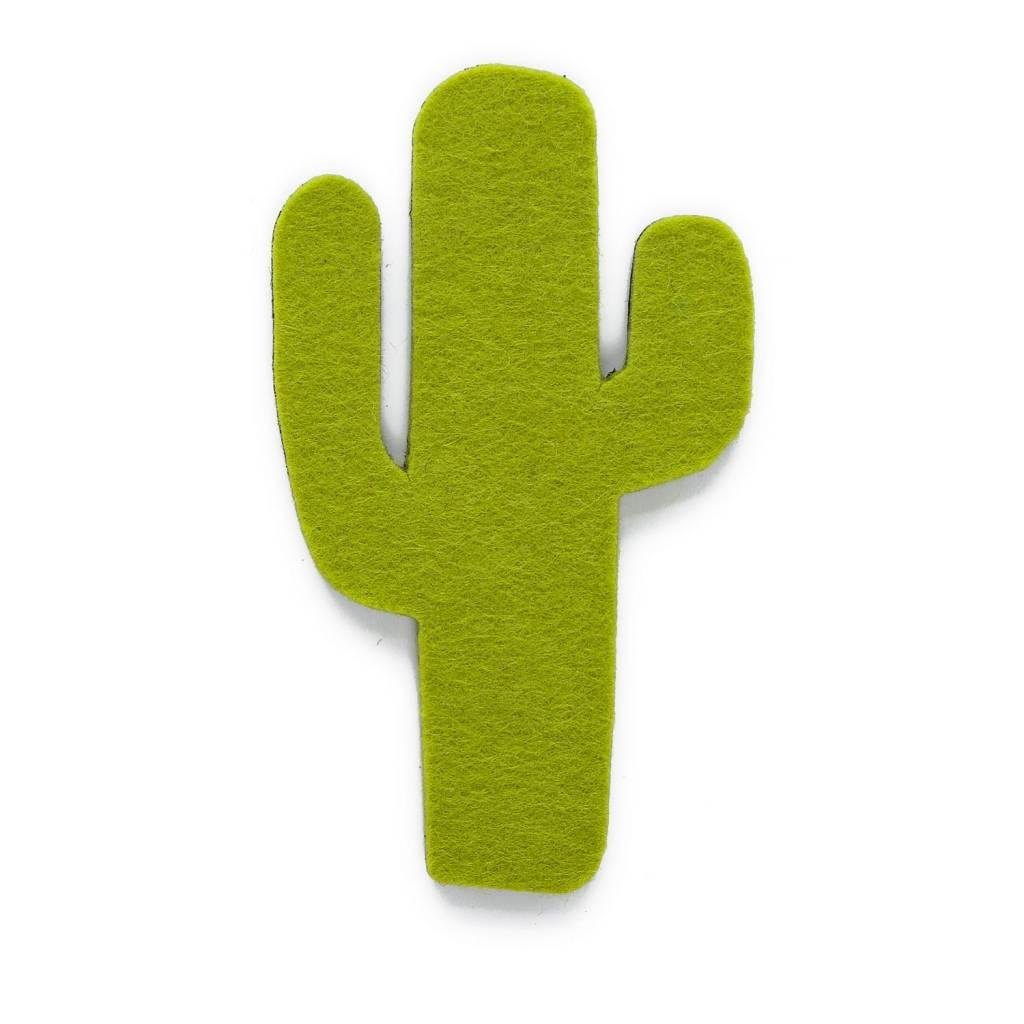 Graf Lantz Cactus Magnet, Lt Green