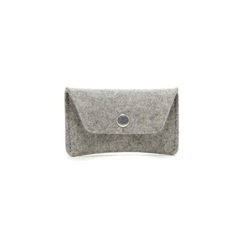 Graf Lantz Card Case, Granite