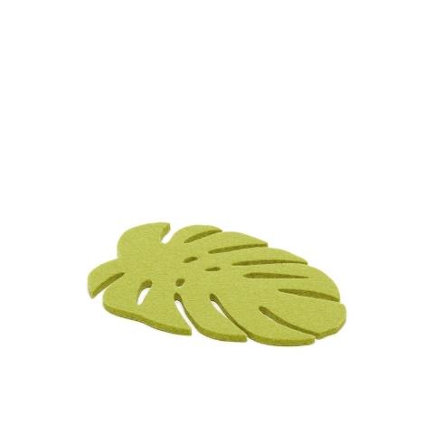 Graf Lantz Leaf Trivet, Lt Green