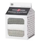 Now Designs London/White/Moonstruck Dish Cloths