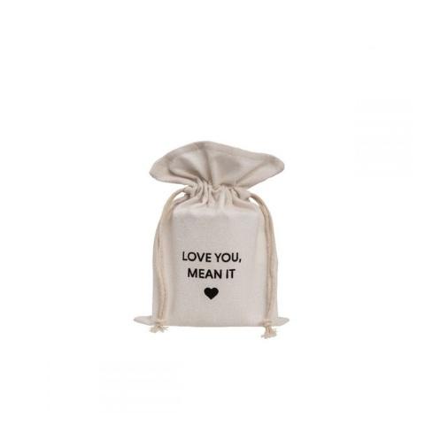 Ever Ellis Canvas Bag, Love You