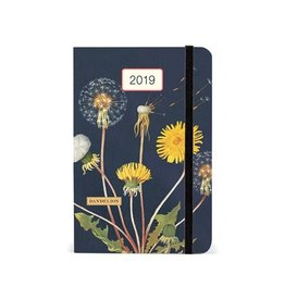 Cavallini Papers 2019 Planner, Dandelions
