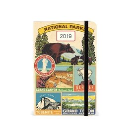 Cavallini Papers 2019 Planner, National Parks