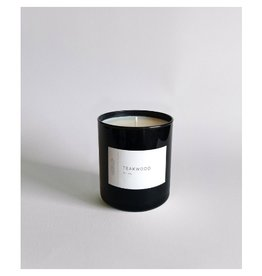 Lightwell Teakwood Candle