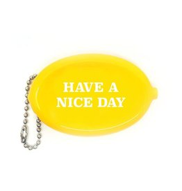 Three Potato Four Nice Day Coin Pouch