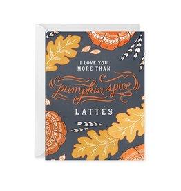 Paper Raven Co. Pumpkin Spice
