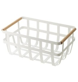 Yamazaki Tosca Dual Handled Storage Basket