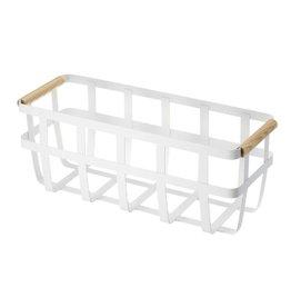 Yamazaki Tosca Slim Storage Basket