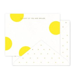 Smitten on Paper Smile Boxed Notes