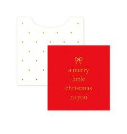Smitten on Paper Merry Little Christmas Mini