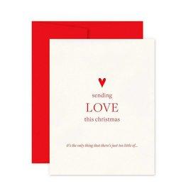 Smitten on Paper Sending Love