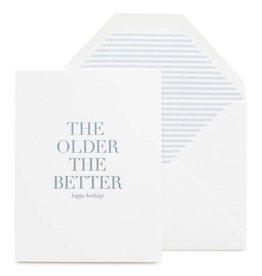 Sugar Paper Older the Better, Blue