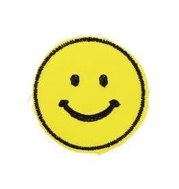 Lucky Horse Press Smiley face patch