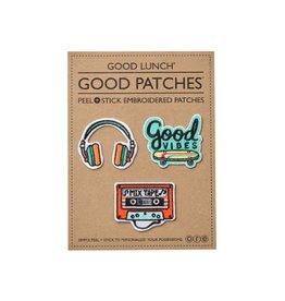 Ore Originals Good Vibes Patches