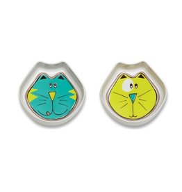 Ore Originals Kitty Bowl Set