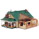 Woodland Scenics DPM  Woody's Country Mart   HO  12900