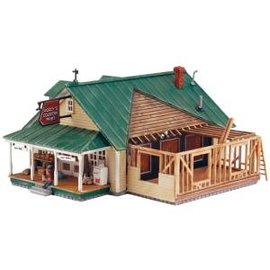 Woodland Scenics DPM  Woody's Country Mart   HO