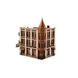 Woodland Scenics DPM Corner Department Store  HO  12800