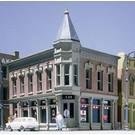 Woodland Scenics DPM  Corner Turret Building   N  51300