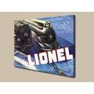 Lionel HM 1936 Catalog Cover Canvas Print   31015