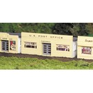 Bachmann Bac  Post Office  Plasticville  45144
