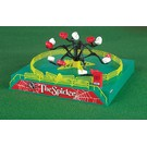 Bachmann Spider Operating Carnival Ride  HO