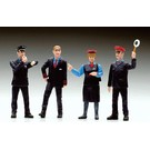 LGB Railroad Workers 4pc   G