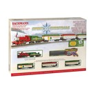 Bachmann Spirit of Christmas Passenger Set  N