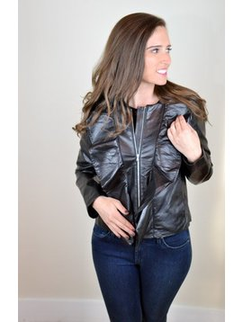 Milly Jacket Black