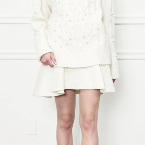 RACHEL ZOE POLLY KNIT DRESS